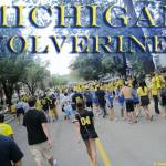 """Michigan Wolverines"" by LaSan"