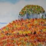 """Pilot Mountain"" by MaryDonaldsonPowell"