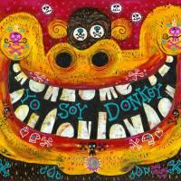 Yo Soy Donkey! Art Prints & Posters by Jorge R. Gutierrez