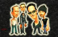 Rock n' Roll Warriors - U2