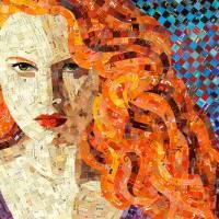 Ever Art Prints & Posters by Sandhi Schimmel Gold