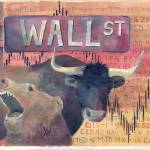 """Wall Street"" by DoyleArts"