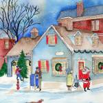 """Christmas Holidays"" by BrushandLens"