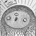 """owl"" by trevor"