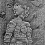 """Posthuman."" by Nawroski"