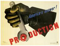 America's Answer is Production!