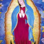 """Our Lady of Guadalupe"" by woodmaster"