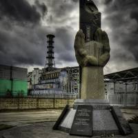 Reactor & Chernobyl Memorial (V2) Art Prints & Posters by Timm Suess