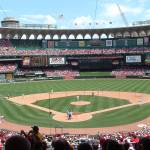 """Busch Stadium - Day Game"" by mroyal43"