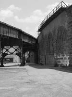 bellaire train bridge 14