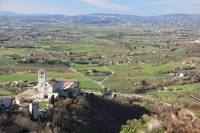 Assisi countryside
