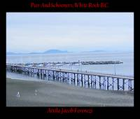 Pier And Schooners White Rock BC