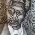 """""""Nelson Mandela"""" by BakerJoseph"""