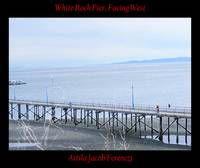 White  Rock Pier Facing West