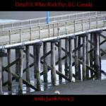 """Detail 01 White Rock Pier BC Canada"" by Attila_Photos"