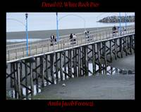 Detail 02 White Rock Pier