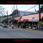 """Pedestrian Traffic 01 White Rock BC"" by Attila_Photos"