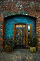 The Old Cannery Door