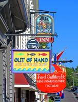 Lunenburg shop signs