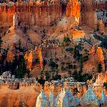 """Bryce Canyon at Sunrise"" by RandallKlopping"