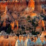 """Bryce Canyon at Sunrise"" by RandallKlopping"