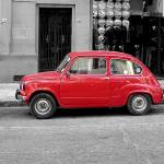 """Old Red Italian Classic"" by Alvimann"