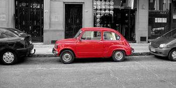 Old Red Italian Classic