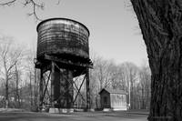 Late Winter Water Tower