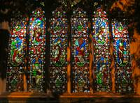 Stained Glass Window Christ Church Cathedral (2)