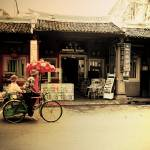 """Trishaw Ride in Malacca"" by boomoohoo"
