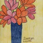 """Summer Lillies"" by jmeraz"