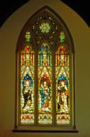 3 Apostles South Stained Glass Window Christ Churc