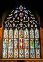 East Stained Glass Window Christ Church Cathedral