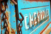 Rusted Old Chevy