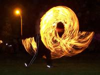 Full Moon Fire Dance 2