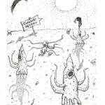 """""""Calamari Desert"""" by AnnHuey"""