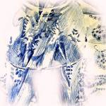 """Blue Lace"" by LOUISEDIONNE"