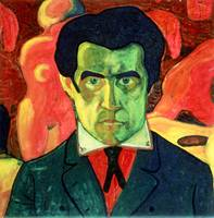 Self Portrait by Kazimir Malevich