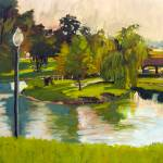 """""""General Mitchell Park, No. 1"""" by anthony"""