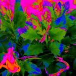 """""""Neon Ivy"""" by KarlaRickerArt"""