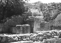 Old Wall - Glanum, France