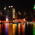 """New York Lights"" by NJScott"