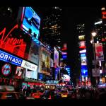 """TIMES SQUARE NEW YORK CITY"" by NJScott"