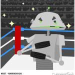 """#031 - Hardknock"" by myrobotfriends"