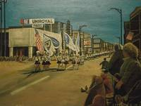 Parade On East Avenue Painting