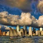 """Sailing On The Hudson"" by NJScott"