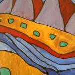 """""""Desert Stream"""" by HolmansKrugArt"""