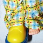 """clown foot"" by WestWhim"