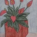 """""""Pink Anthurium"""" by jmeraz"""
