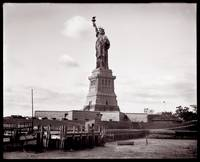 Statue of Liberty c1890-1910 by WorldWide Archive